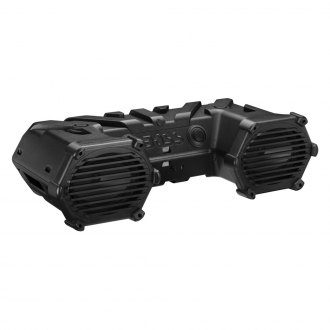 "BOSS® - 6"" x 9"" Black ATV 800W Bluetooth Speakers"
