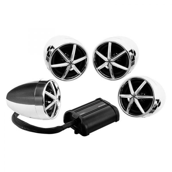 motorcycle speaker kits
