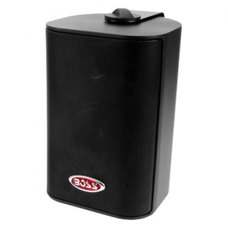 BOSS® - 3-Way Indoor/Outdoor 200W Speakers