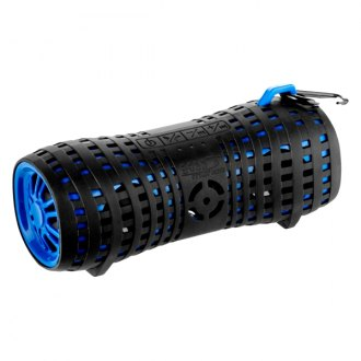 "BOSS® - 7"" x 3"" Blue Portable Bluetooth Stereo Speaker"