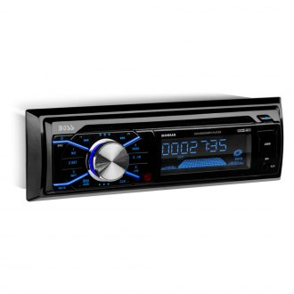 BOSS® - Single DIN CD/AM/FM/MP3/WMA Receiver