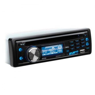 BOSS® - Single DIN CD/AM/FM/MP3 Receiver