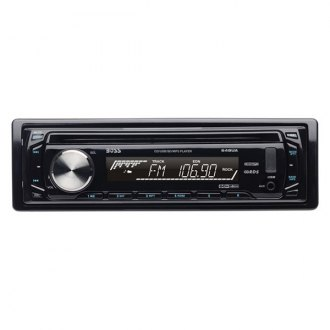 BOSS® - Single DIN CD/AM/FM/MP3/WMA Stereo Receiver