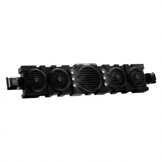 BOSS® - REFLEX Series 1000W 5-Speaker Bluetooth Overhead Soundbar System