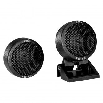 "BOSS® - 1"" Micro-Dome 200W Surface/Flush/Angle Mount Tweeters"