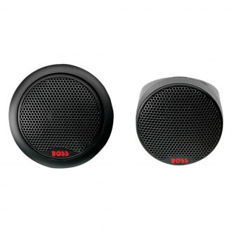 "BOSS® - 1"" 250W Soft Dome Tweeters"