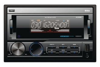 BOSS® - Double DIN In-Dash Mechless Receiver with Bluetooth