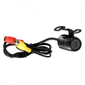 BOYO® - Black Bullet Rear View Camera