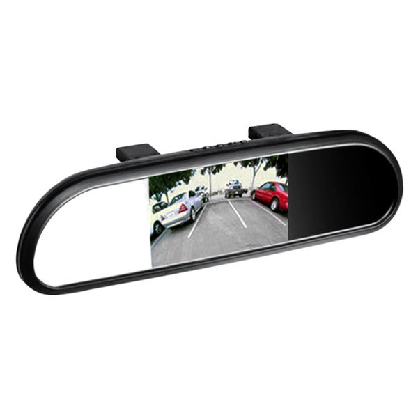 "BOYO® - 4.2"" LCD Digital Rear-View Mirror Monitor"