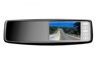 BOYO® - LCD Digital Rear-View Mirror Monitor