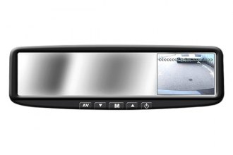 "BOYO® - 4.3"" TFT LCD Digital Rear-View Mirror Monitor"
