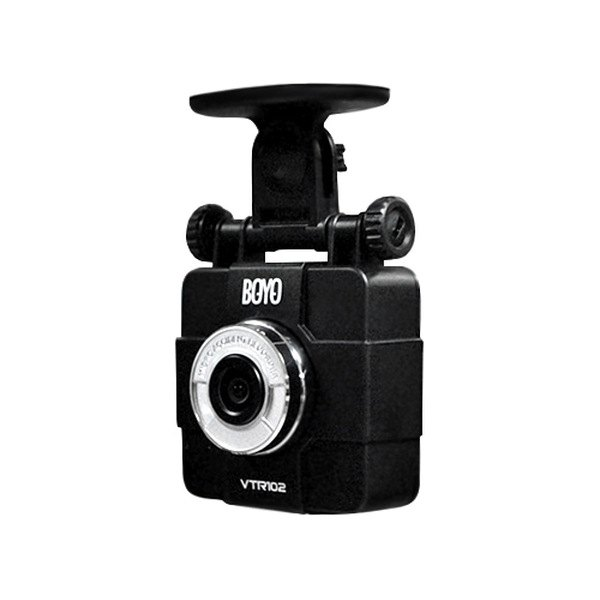 BOYO® - 120 Degrees CMOS Dash Camera DVR Recorder with Built In G-Sensor and Multi Recording Modes