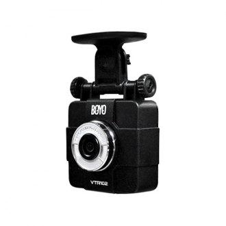 BOYO® VTR102 - 120 Degrees Dash Camera with Built-in G-sensor and RTC