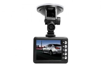 BOYO® - 120 Degrees Black HD Dash-Cam with 2.8? LCD Screen
