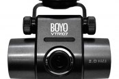 BOYO® - 110 Degrees CMOS Dash Camera DVR Recorder with Built In G-Sensor and Multi Recording Modes