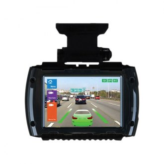 "BOYO® - Driving Assistant with 3.5"" LCD Screen and GPS"