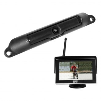"BOYO® - Wireless High Resolution Rear View Camera System with 4.3"" LCD Monitor"