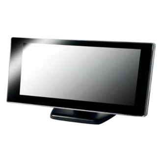 "BOYO® - 4.3"" Digital TDT LCD Monitor With Sunshade"