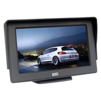 "BOYO® - 4.3"" Rear View Monitor"