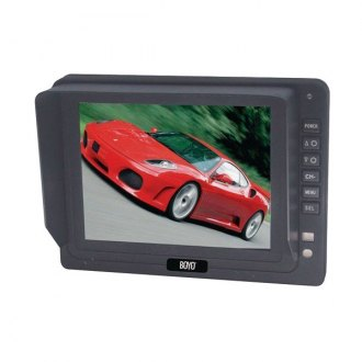 "BOYO® - 5"" Digital LCD TFT Monitor with Remote Control"