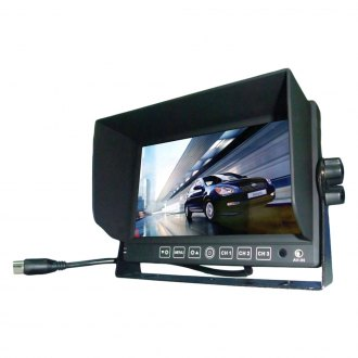 "BOYO® - 7"" Rear View Monitor"