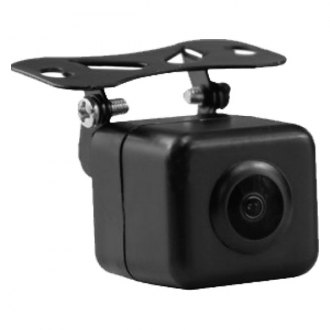 Boyo® - Surface Mount Rear View Camera with Trajectory Parking Lines