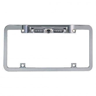 BOYO® - Full Frame License Plate Mount Rear View Camera