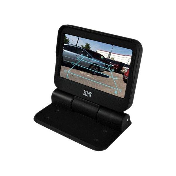 Boyo 174 Vtm4300t 4 3 Quot Motorized Flip Up Monitor