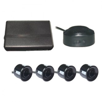 BOYO® - Black 4 Rear Parking Sensors System