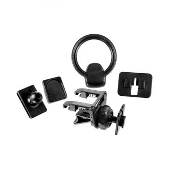 Bracketron® - GPS Air Vent Mount with GPS Adapters