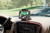 Bracketron® - Grip-iT™ Dash Mount in Use