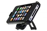 Bracketron® - Hip Kicker With Rotating for Iphone 4