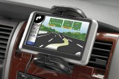 Bracketron® - Grip-iT™ GPS Rotating Vent Mount in Use