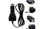 Bracketron® - GPS Car Charger with 4 Adapters