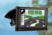 Bracketron® - Nav-Pro™ GPS Windshield Suction Cup Mount