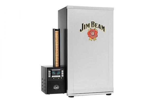 Bradley Smoker: Jim Beam Digital 4-Rack Smoker
