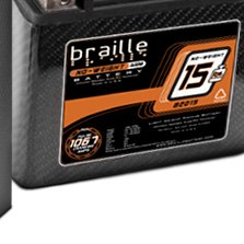 Braille Battery® - 1067 Amp Carbon Fiber Advanced Agm Battery