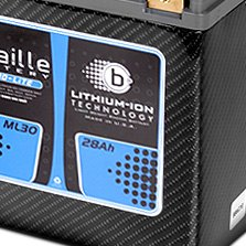 Braille Battery® - Carbon Lithium Micro Lite Battery