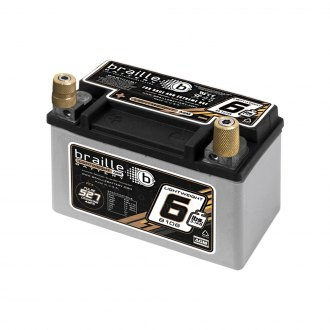 Braille Battery® - Advanced Lightweight 12V AGM Battery
