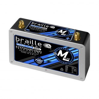 Braille Battery® - 1698 Amp 12 Volt Micro Lite Lithium Battery