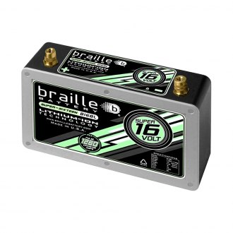 Braille Battery® - Super Lithium 16V Battery