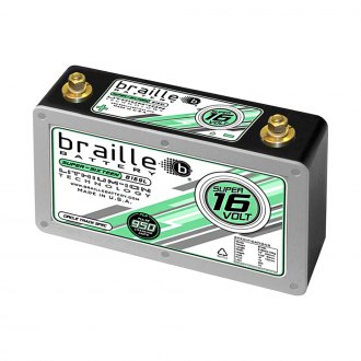 Braille Battery® - Super Lithium Battery