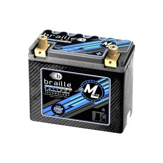 Braille Battery® - Carbon Lithium Micro Lite 12V Battery