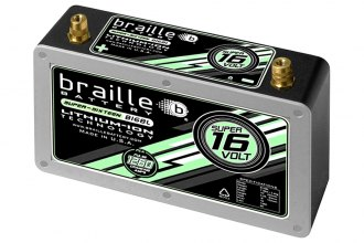 Braille Battery® - Lithium ION Super 16 Volt Battery 1925 Amps