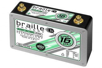 Braille Battery® - Lithium ION Super 16 Volt Battery 950 Amps