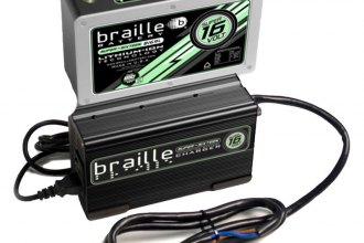 Braille Battery® - 16 V Super Lithium Battery and Rapid Charger Combos