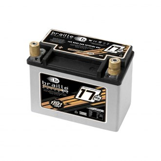 Braille Battery® - No-Weight Standard Battery