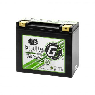 Braille Battery® - Lithium 12 Volt Battery Green Lite 697 Amps