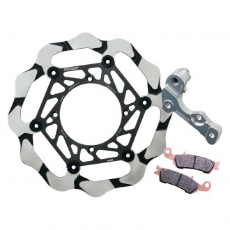 Braking® - Batfly Aluminium Series Front Left Disc Rotor Kit