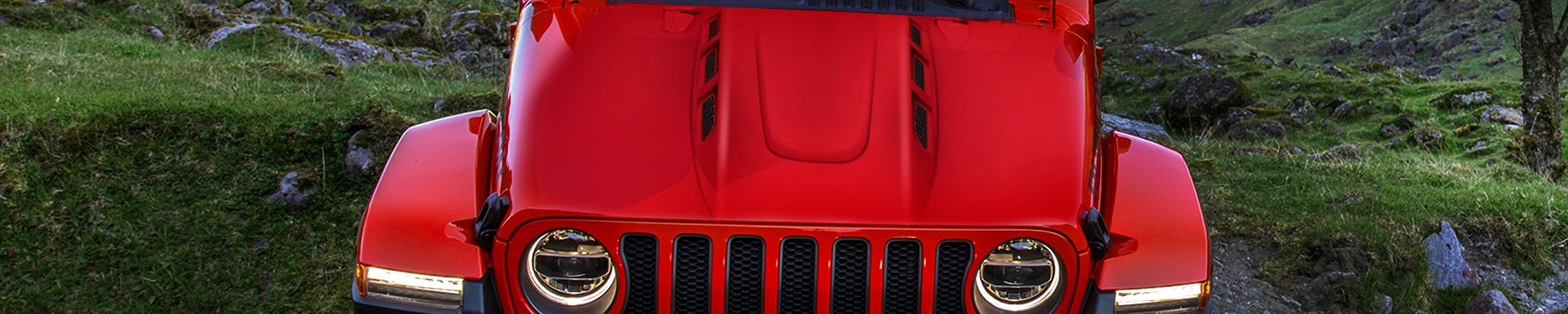 Add Finishing Touch To Your JK Build With New Duraflex AVG Style Hood